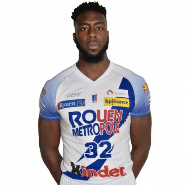 Photo of Zimmy Nwogbo, 2019-2020 season
