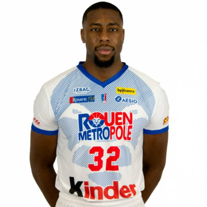 Photo of Zimmy Nwogbo, 2020-2021 season
