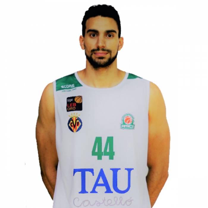 Photo of Juan Jose Garcia, 2019-2020 season