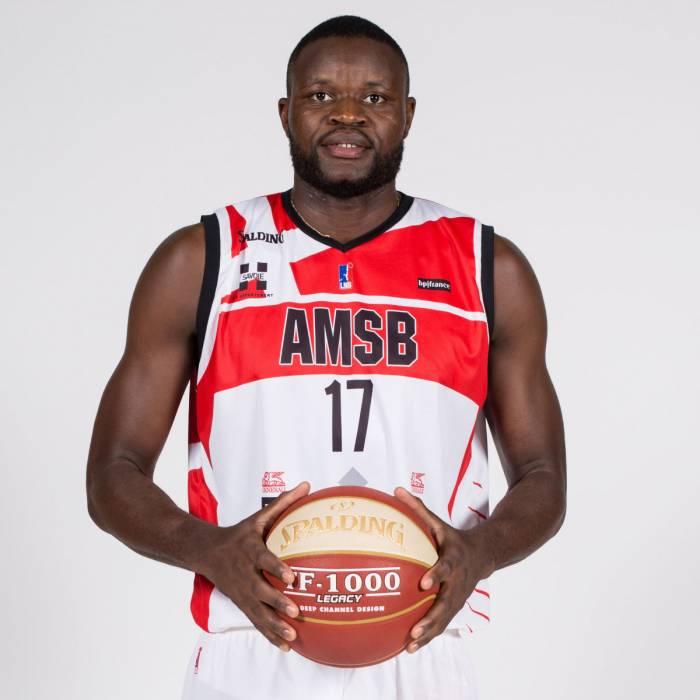 Foto de Charles Nkaloulou Milandou, temporada 2019-2020