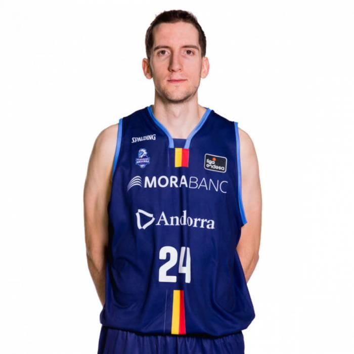Photo de Guillem Colom, saison 2019-2020
