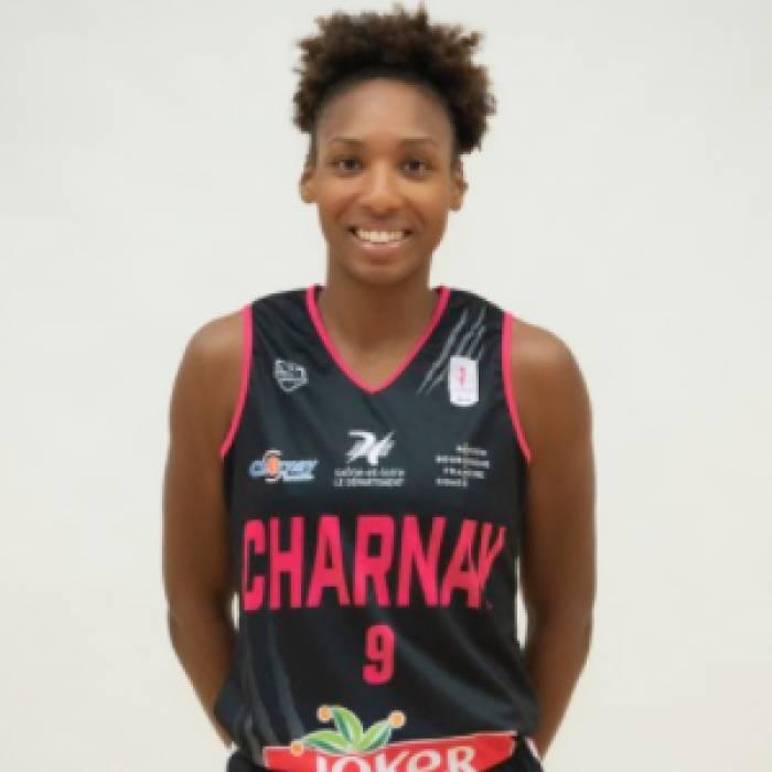 Photo of Prescillia Lezin, 2020-2021 season