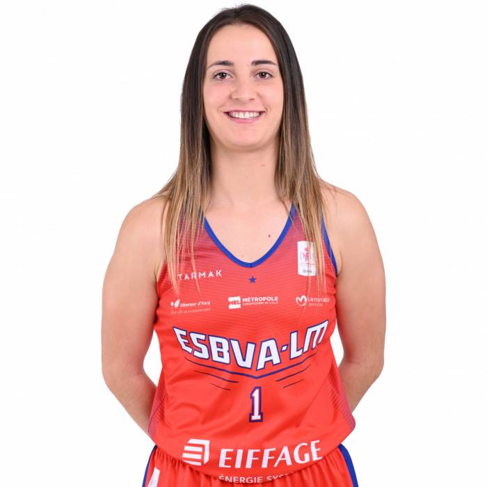 Photo of Lisa Berkani, 2019-2020 season