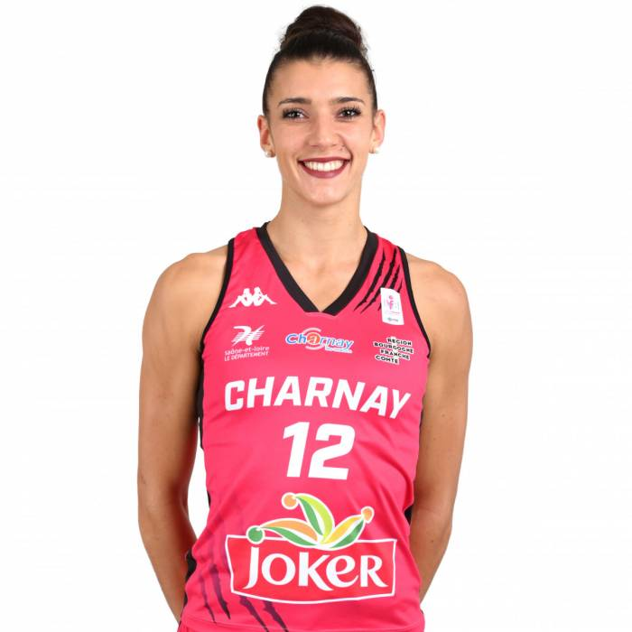 Photo of Laetitia Guapo, 2019-2020 season