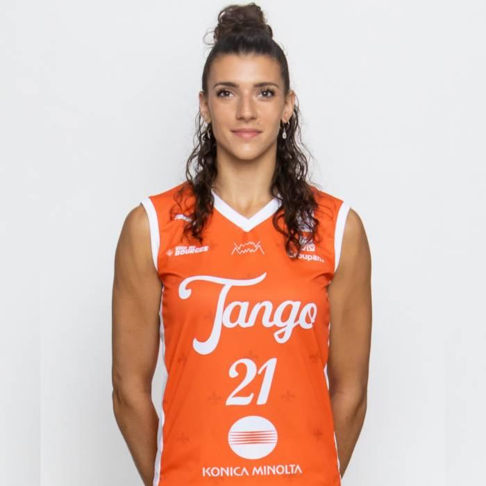 Photo of Laetitia Guapo, 2021-2022 season