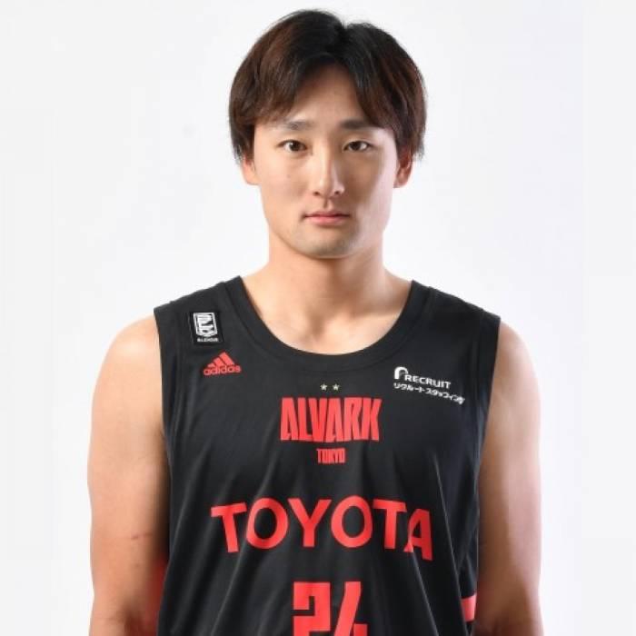 Photo de Daiki Tanaka, saison 2020-2021