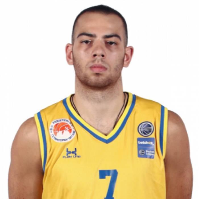 Photo of Vasileios Mouratos, 2018-2019 season