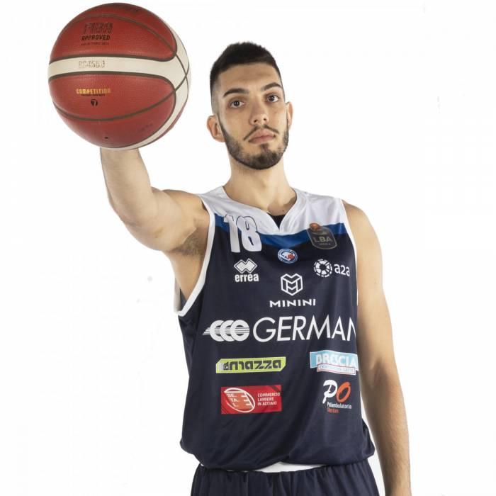 Photo of Tommaso Guariglia, 2019-2020 season