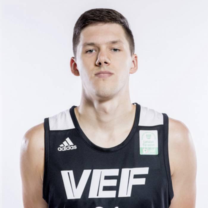 Photo of Verners Kohs, 2019-2020 season