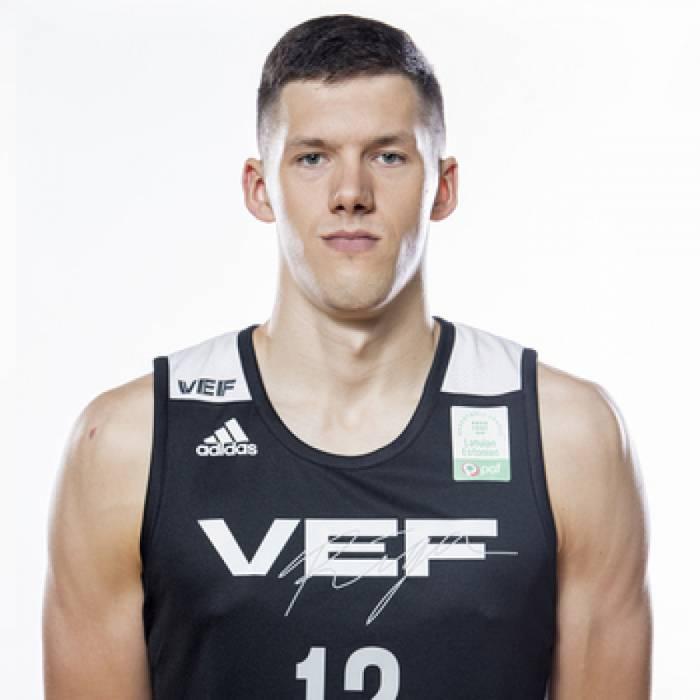 Photo of Verners Kohs, 2020-2021 season