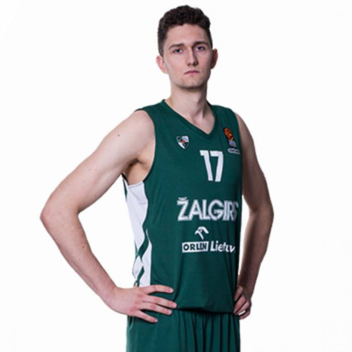 Photo of Laurynas Birutis, 2018-2019 season