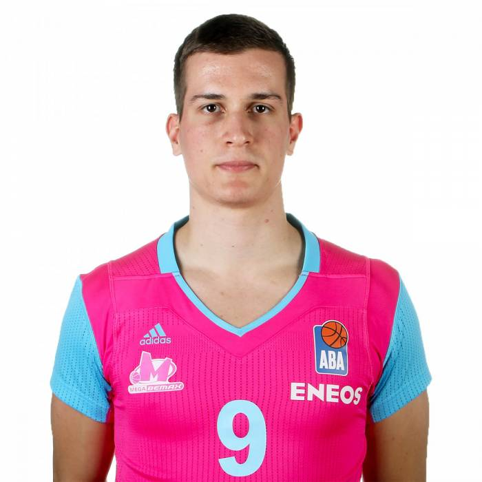 Photo of Ognjen Carapic, 2018-2019 season