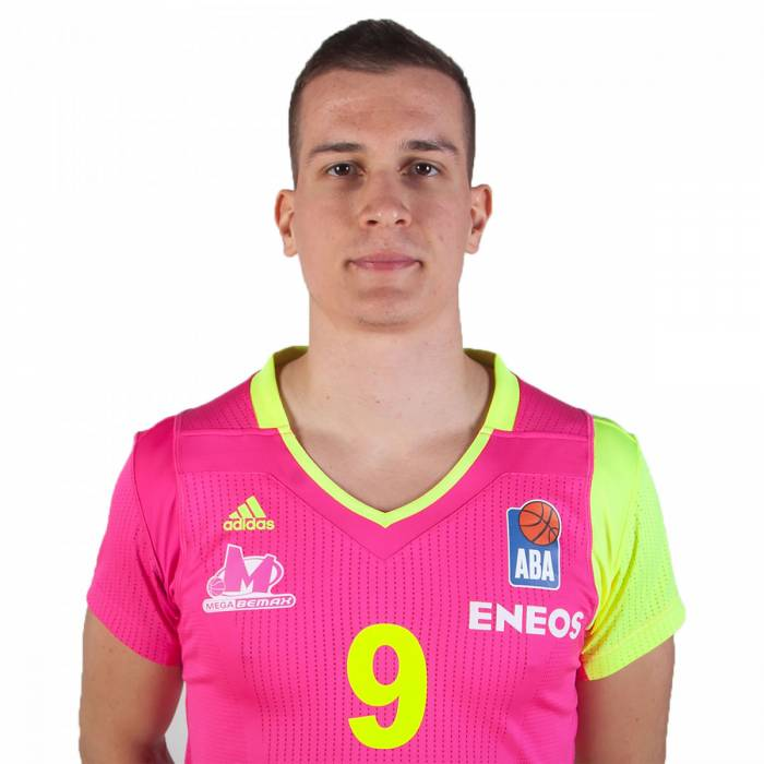 Photo of Ognjen Carapic, 2019-2020 season