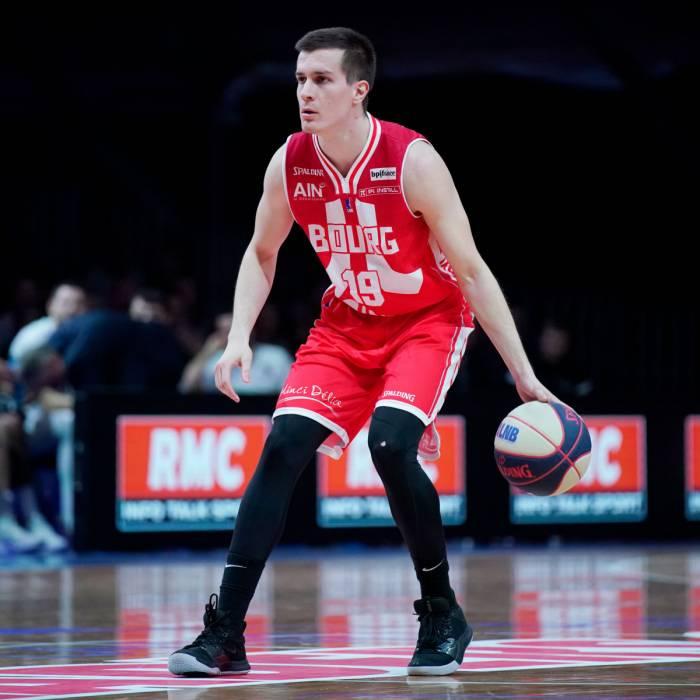 Photo of Ognjen Carapic, 2019-2020 season
