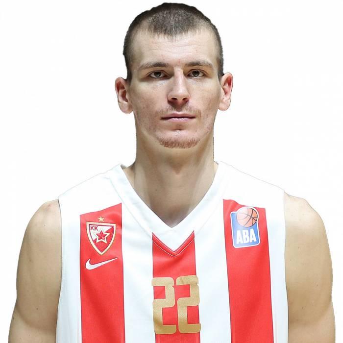 Photo of Borisa Simanic, 2018-2019 season