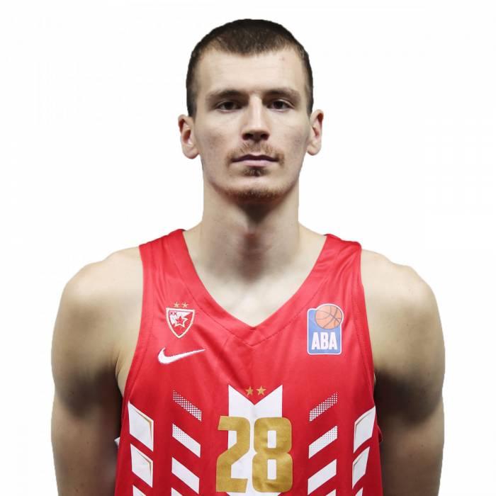 Photo de Borisa Simanic, saison 2019-2020