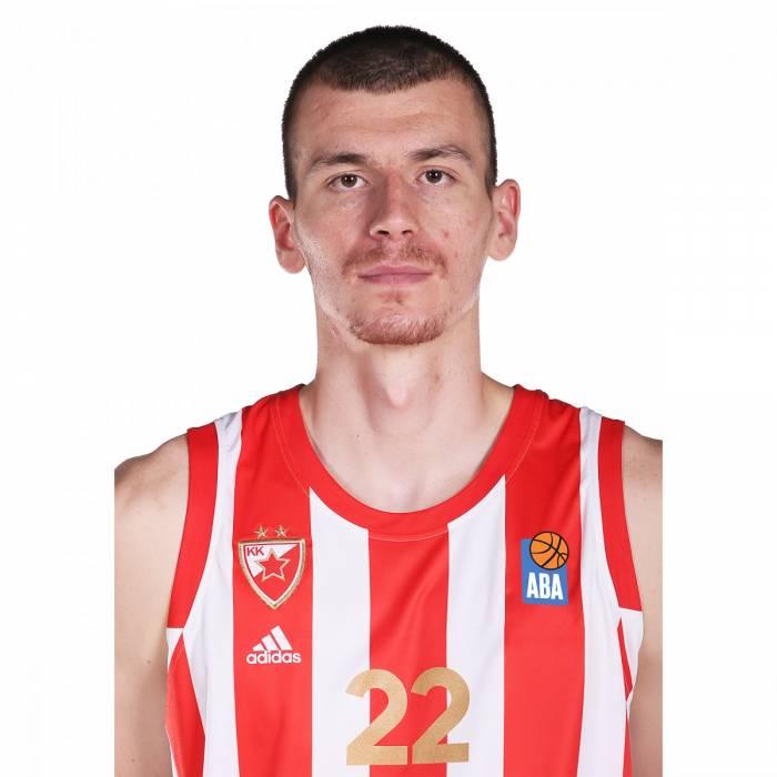 Photo de Borisa Simanic, saison 2020-2021