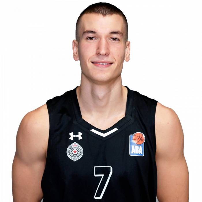 Photo of Aleksandar Aranitovic, 2018-2019 season