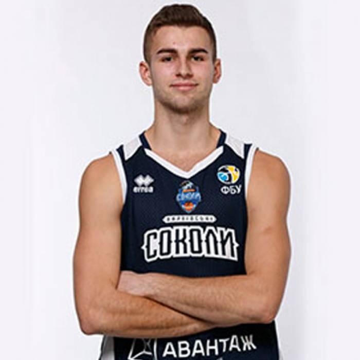 Photo of Anton Musiyenko, 2019-2020 season