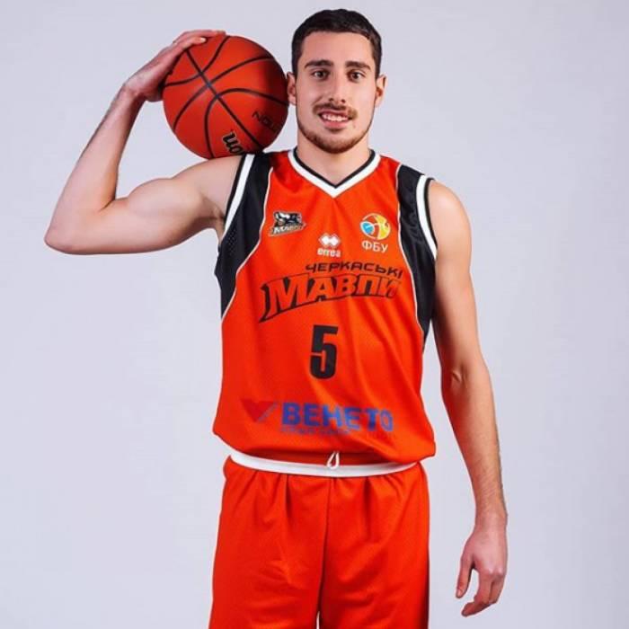 Photo of Ivan Tkachenko, 2019-2020 season
