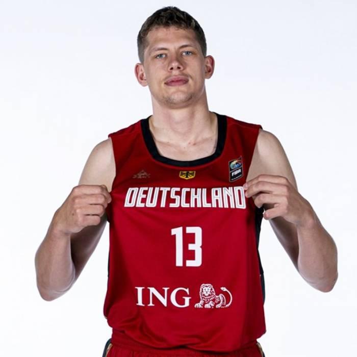 Moritz Wagner nuotrauka, 2021-2022 sezonas