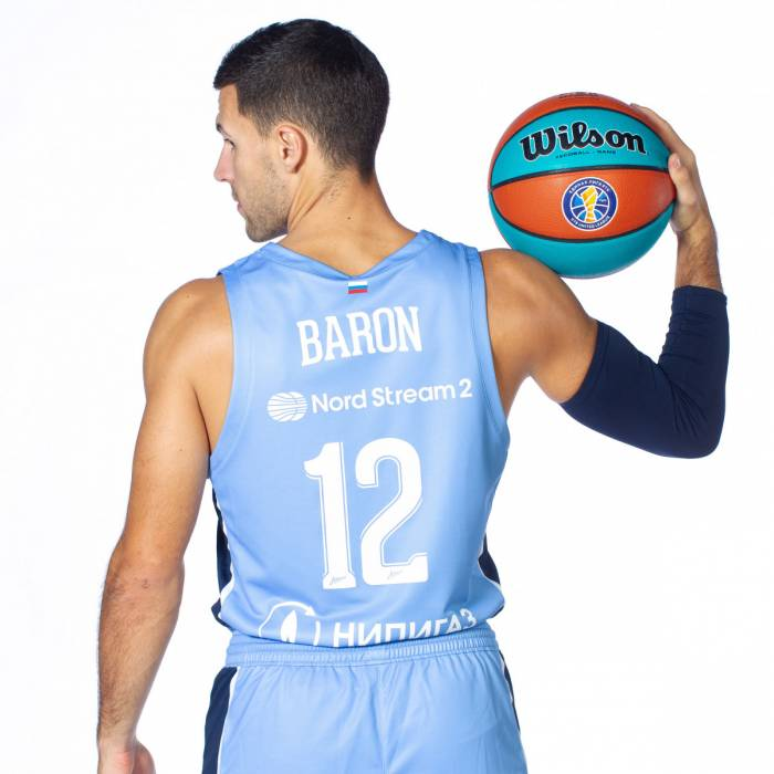 Photo de Billy Baron, saison 2020-2021