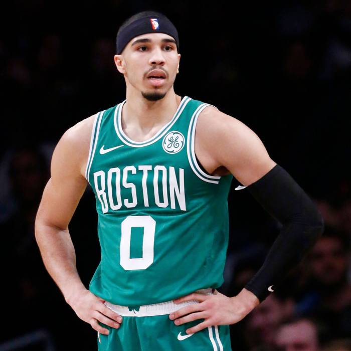 Photo of Jayson Tatum, 2018-2019 season
