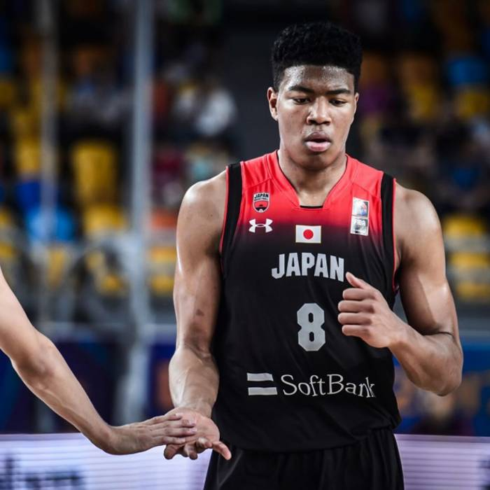 Photo de Rui Hachimura, saison 2019-2020