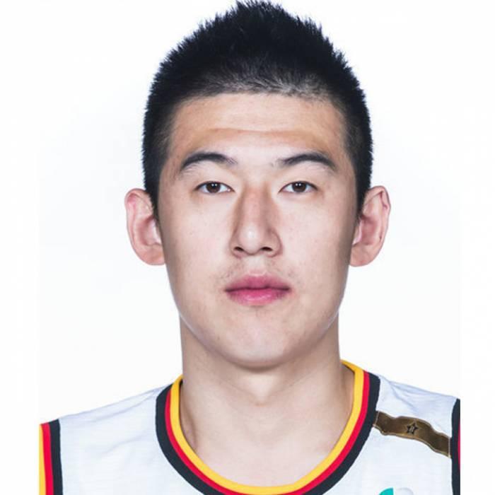 Photo of Hao Fu, 2019-2020 season