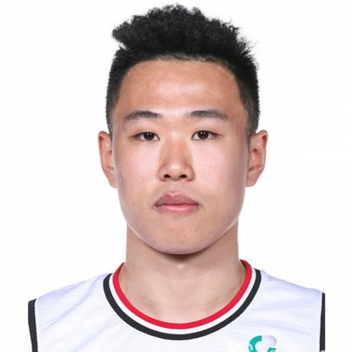 Photo of Xining He, 2019-2020 season