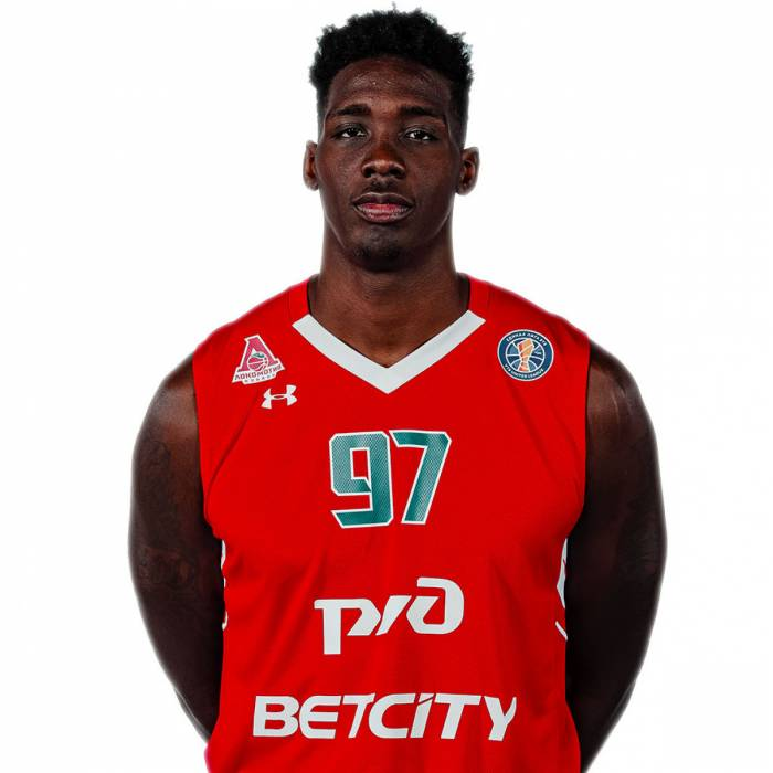 Photo of Johnny O'bryant, 2019-2020 season