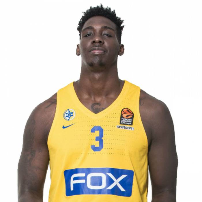 Photo of Johnny O'bryant, 2018-2019 season