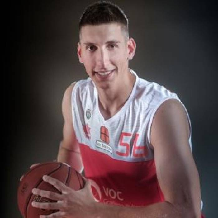 Photo of Emir Ahmedovic, 2018-2019 season