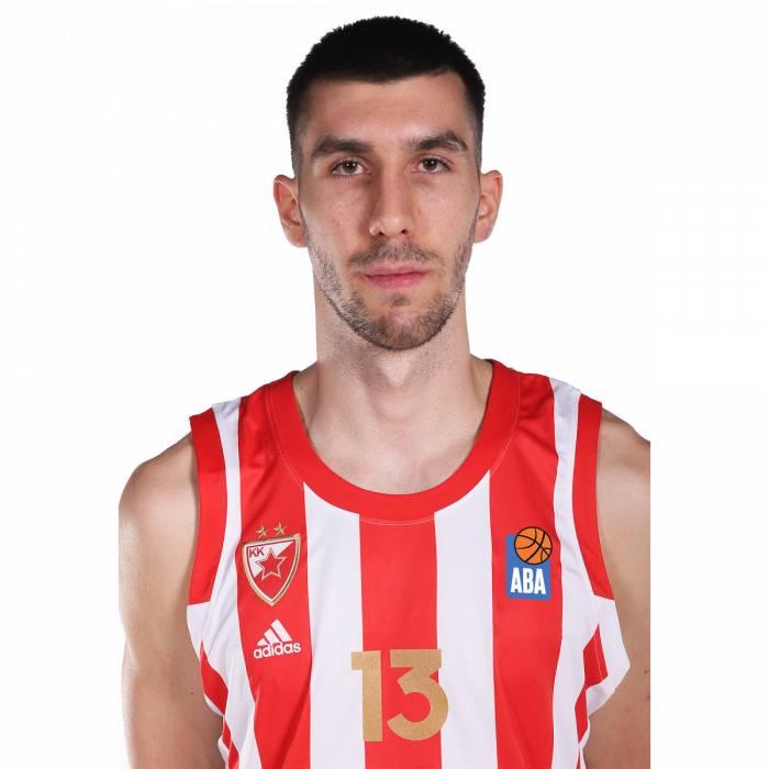 Photo de Ognjen Dobric, saison 2020-2021