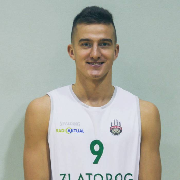 Photo of Nejc Baric, 2018-2019 season