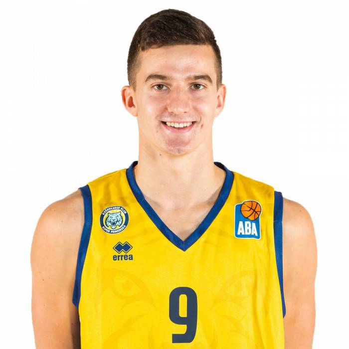 Photo of Nejc Baric, 2019-2020 season