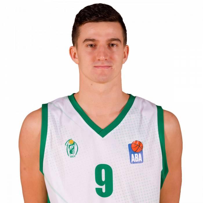 Photo de Nejc Baric, saison 2020-2021