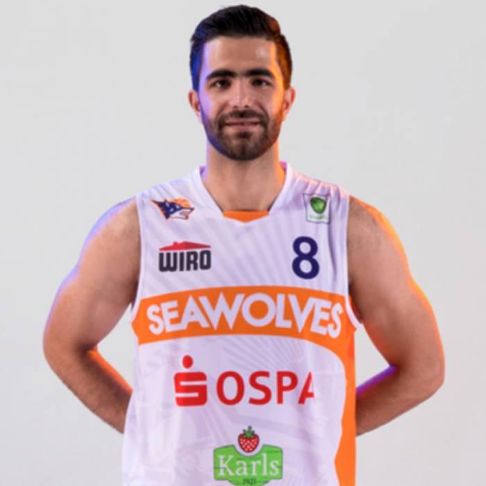 Photo of Behnam Yakhchali, 2020-2021 season