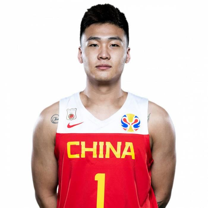 Photo of Rui Zhao, 2019-2020 season