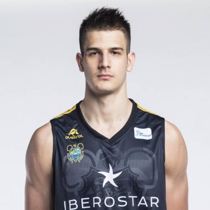 Photo de Nicolas Brussino, saison 2018-2019