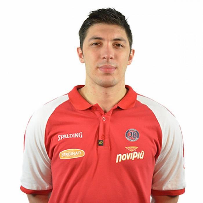 Photo de Lucio Redivo, saison 2020-2021