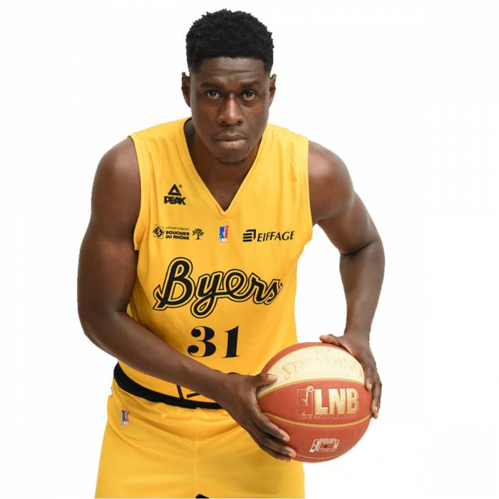 Photo of Jean-Michel Mipoka, 2020-2021 season