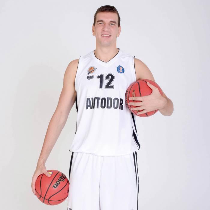 Photo of Artem Klimenko, 2017-2018 season