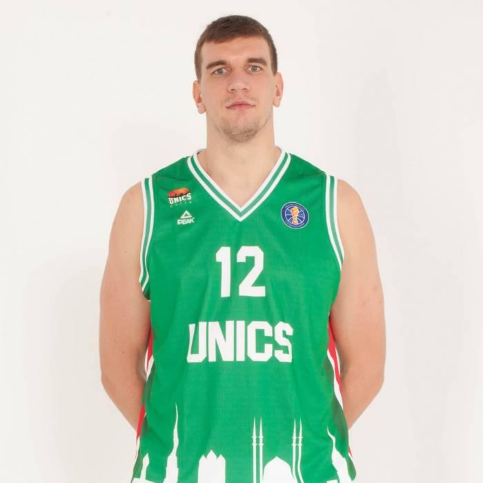 Photo of Artem Klimenko, 2018-2019 season