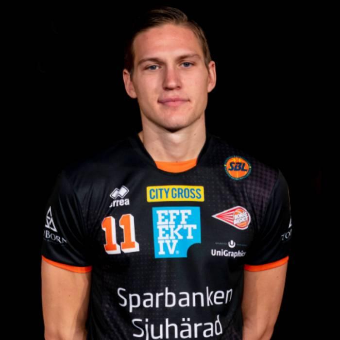 Photo of Simon Gunnarsson, 2019-2020 season
