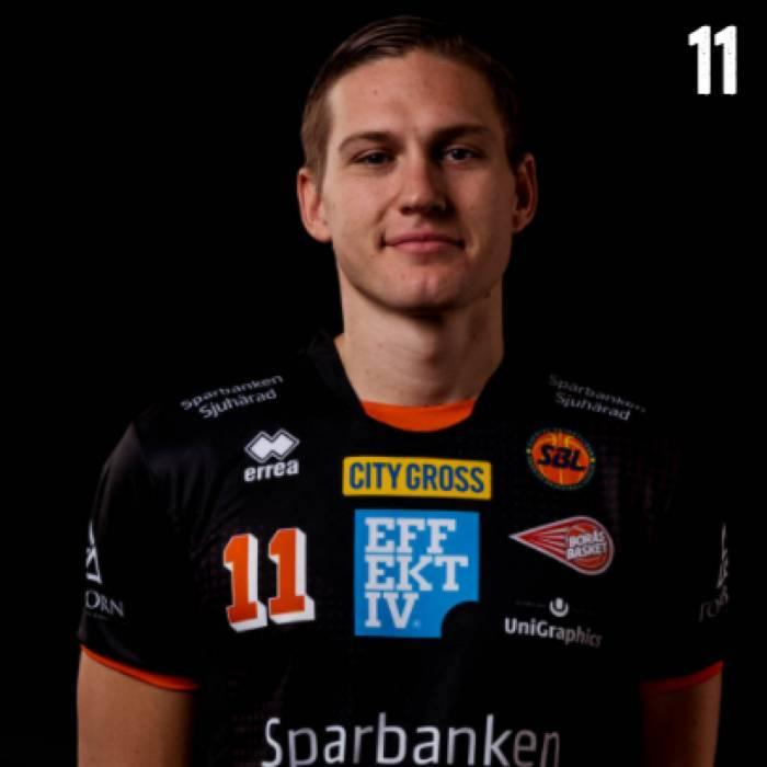 Photo of Simon Gunnarsson, 2020-2021 season