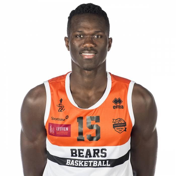 Ibrahima Faye Fall, Basketball player | Proballers
