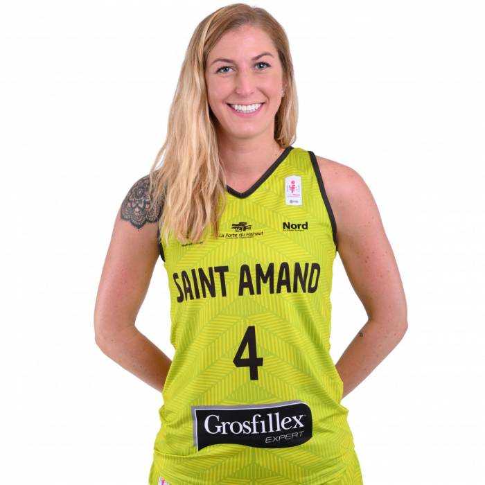 Photo of Jenny Fouasseau, 2019-2020 season