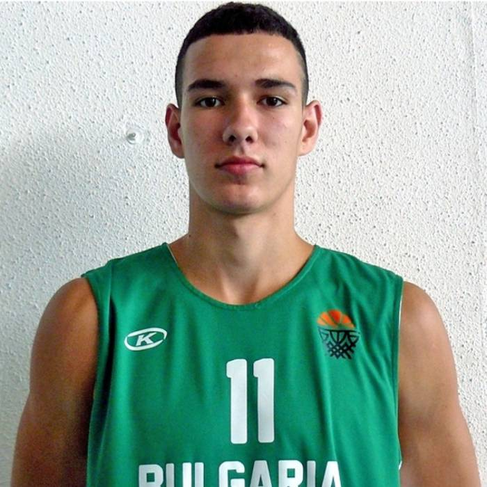 Photo of Yordan Minchev, 2018-2019 season