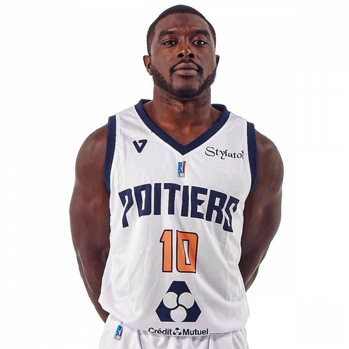 Photo of Akeem Williams, 2020-2021 season